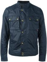 Belstaff Racemaster jacket - men - Cotton/Viscose - 48