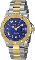 Invicta Women's 14363 Angel Analog Display Swiss Quartz Two Tone Watch