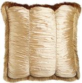 Isabella Collection Catania European Ruched Silk Sham