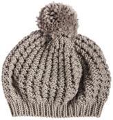 Evergreen Pom Knit Hat