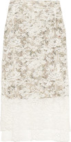 Preen by Thornton Bregazzi Lace skirt
