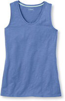 L.L. Bean West End Fitted Tee, Tank