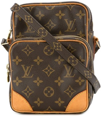 Louis Vuitton Pre-Owned Amazon monogram crossbody bag
