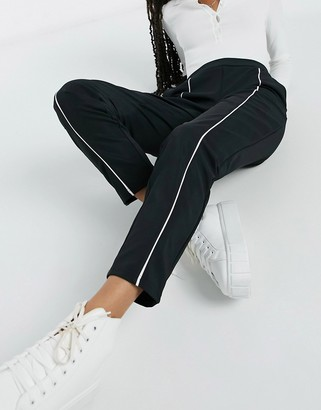 Vila tailored pants in black