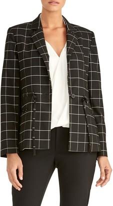 Rachel Roy Amalia Plaid Jacket