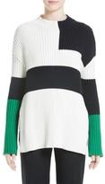 Stella McCartney Women's Cotton, Silk & Wool Knit Sweater