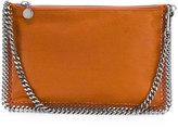 Stella McCartney Falabella clutch - women - Artificial Leather/metal - One Size