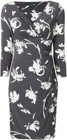Ralph Lauren floral embroidered dress