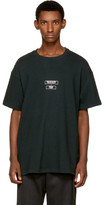 Song For The Mute Green Nothing Edition Logo T-shirt
