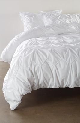 Nordstrom Mara Textured Duvet Cover & Sham Set