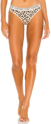 Calvin Klein Underwear One Cotton Thong