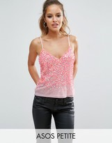 Asos Cami in Scatter Embellishment