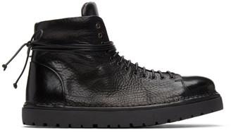 Marsèll Black Pallottola Boots