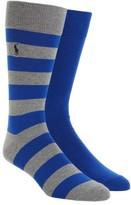 Polo Ralph Lauren Men's Cotton Blend Socks