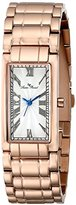 """Lucien Piccard Women's LP-12982-RG-22S """"Marchesa"""" Rose Gold-Tone Stainless Steel Watch"""
