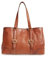 Frye Claude Leather Tote Bag
