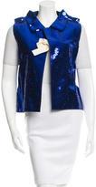 Comme des Garcons Sequined Oversize Vest w/ Tags