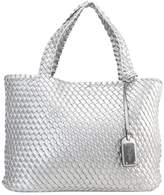 Buffalo David Bitton SET Tote bag silver