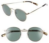Raen Women's Benson 51Mm Polarized Sunglasses - Gold/ Brindle