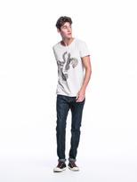 Scotch & Soda Washed Rocker T-Shirt
