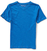 Buffalo David Bitton Big Boys 8-20 Takko Short-Sleeve V-Neck Tee