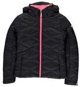 Colmar Kids J2LJ Junior Girls Ski Jacket Full Zip Hooded Snow Winter Sports Top