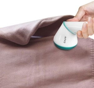 Salav The Lr-01 Cordless Rechargeable Lint Remover