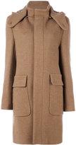 Etro hooded coat - men - Cotton/Polyamide/Cupro/Wool - 48