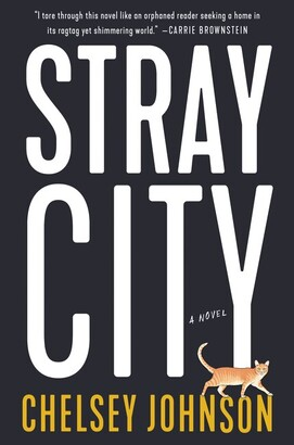 Chelsey Johnson Stray City: A Novel