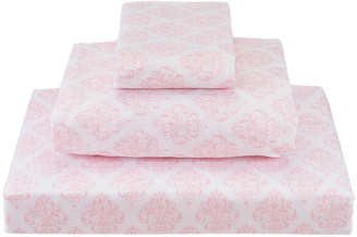 Levtex Damask Full Sheet Set