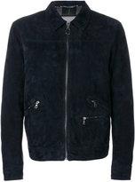 Lanvin suede jacket