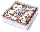 Nutcracker Napkin Box