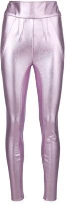 Alyx Metallic High-Rise Leggings