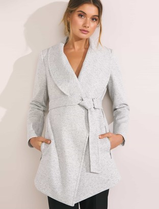 Ever New Mila Wrap Coat