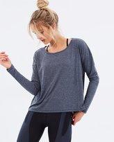Skins Activewear Pixel Long Sleeve Tee