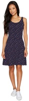 U.S. Polo Assn. Sleeveless Print Dress
