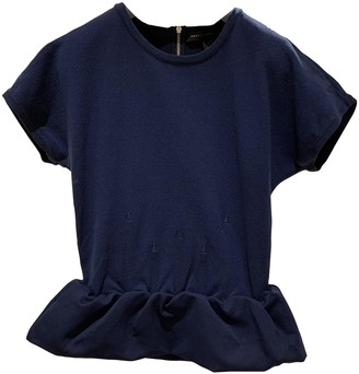 Marc by Marc Jacobs Navy Top for Women