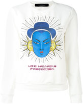 John Richmond Mombaca sweatshirt - women - Cotton - XS