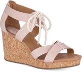 Sperry Women's Dawn Ari Lace-Up Platform Wedge Sandals