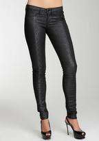 Bebe Anaconda Icon Skinny Jean