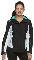 Free Country Women's Hooded Mesh Ripstop Jacket