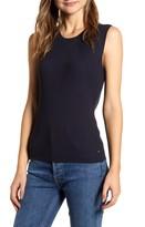 Tommy Hilfiger Ribbed Sleeveless Sweater