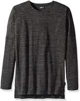 Publish BRAND INC. Men's Rellen Long Sleeve Heathered Shirt