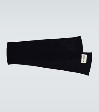 Jil Sander Cashmere scarf