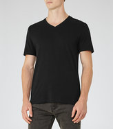 Reiss New Collection Dayton V-Neck T-Shirt
