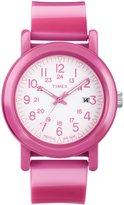 Timex Women's Camper T2N877 Plastic Quartz Watch