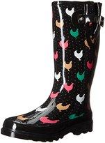 Western Chief Women's Chicken Range Rain Boot