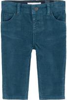 Burberry Boy regular fit velvet pants
