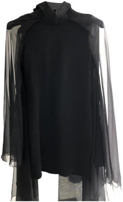 Unif Black Cotton - elasthane Dresses