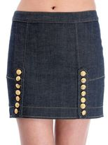 DSQUARED2 Livery Denim Mini Skirt